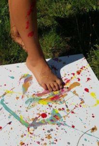 Ferein Kunstangebote draussen