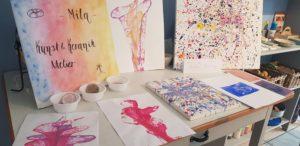 Ferienprogramm Atelierwoche